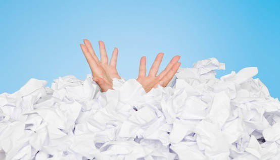 Spring Cleaning Your Finances: 5 Ways to Go Paperless