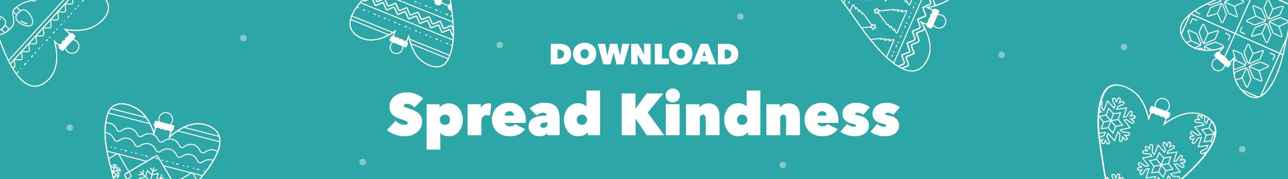 Button- Spread kindness