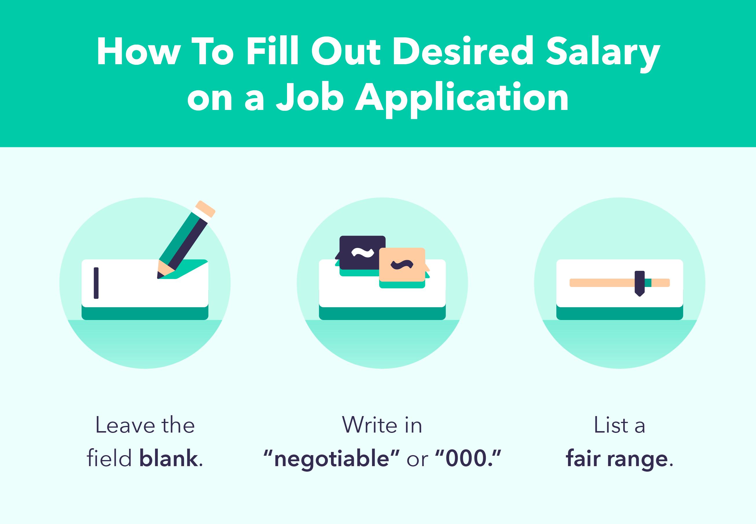 cómo-llenar-el-salario-deseado-para-una-solicitud-de-trabajo