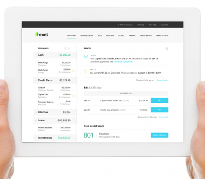 Mint: Money Manager, Personal Finance, and Budgeting
